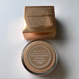 BECCA Makeup - 🤍✨ NIB Becca CPOP Glow Dust Highlighter ✨🤍